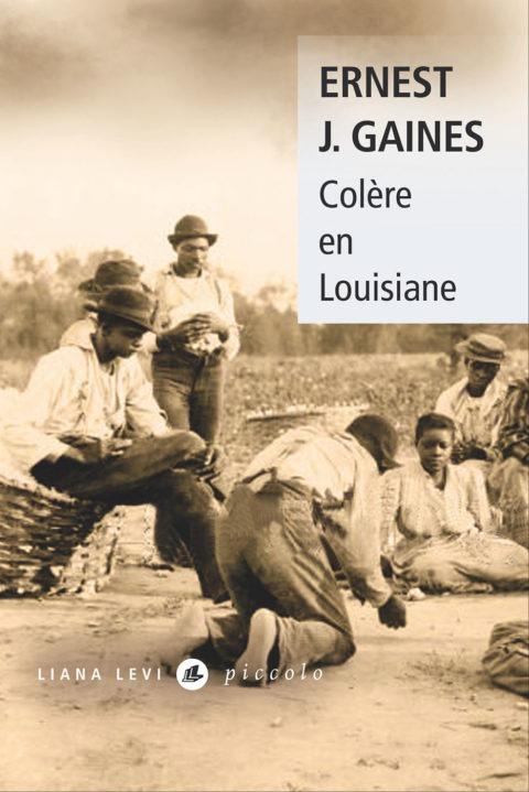 Colère en Louisiane