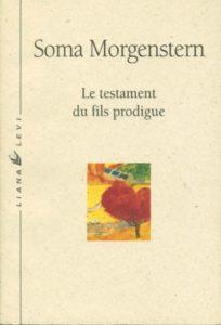 Le Testament du fils prodigue