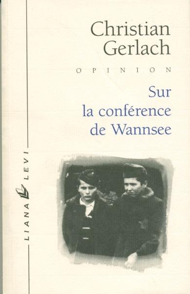 Sur la conférence de Wannsee