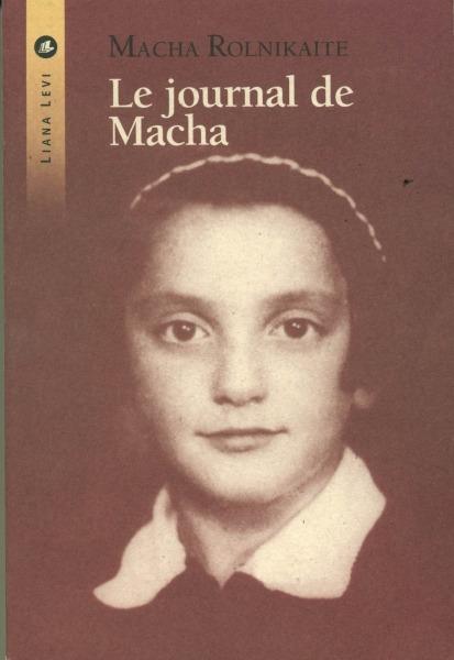 Le journal de Macha
