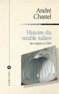 Histoire du retable italien