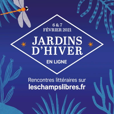 Négar Djavadi et son livre Arène au Festival littéraire Jardins d'hiver à rennes