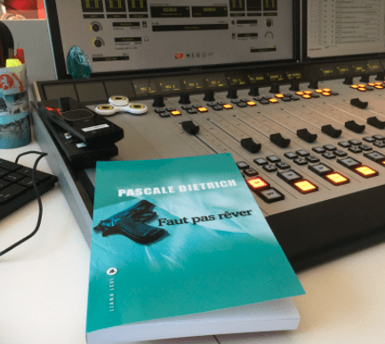 Pascale Dietrich et son livre Faut pas rêver sur RCF