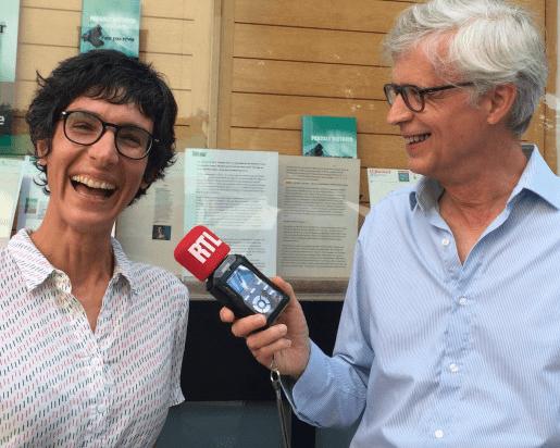 Pascale Dietrich et son livre Faut pas rêver sur RTL